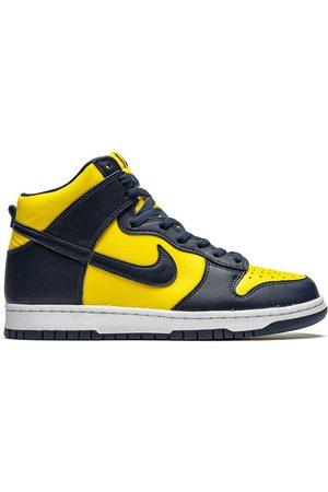 "Nike Dunk High SP ""Michigan"" sneakers"
