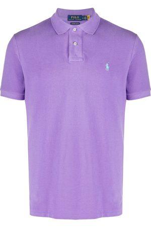 Polo Ralph Lauren Piqué cotton polo shirt