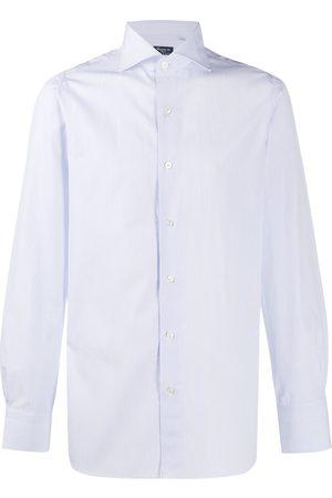 Finamore Hombre Camisas - Camisa a rayas