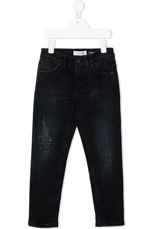 Dondup Jeans - Jeans slim con efecto envejecido