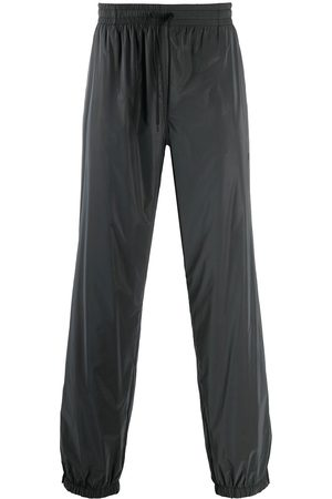 Msgm Hombre Pantalones y Leggings - Tapered track pants