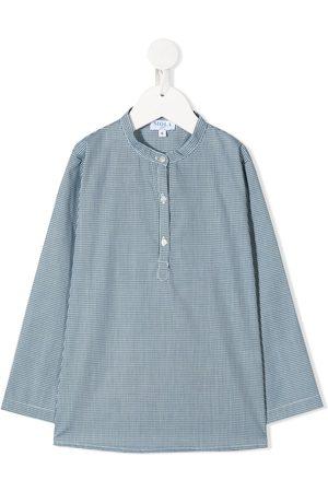 SIOLA Camisa con microestampado