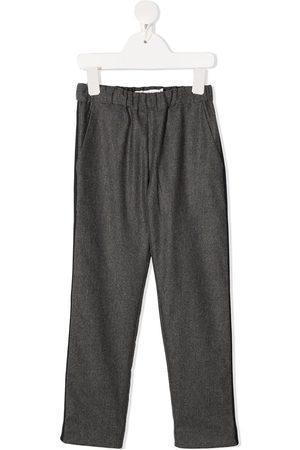 BONPOINT Niña Pantalones y Leggings - Shorts con ribetes de rayas
