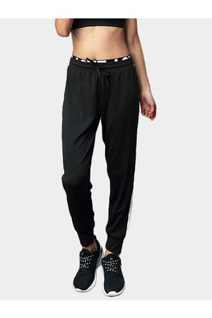 YOINS Active Loose High-waisted Linen Sports Pants in