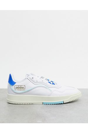 adidas SC Premiere trainers in white