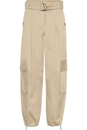Lee Mathews Hutton cotton cargo pants