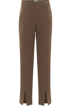 Deveaux New York Piper high-rise slim pants