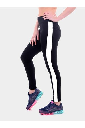 YOINS Yoga Leggings With Contrast Side Panel