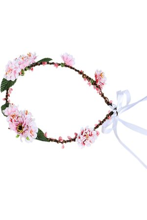 YOINS Fashion Wedding Hair Flower Garland