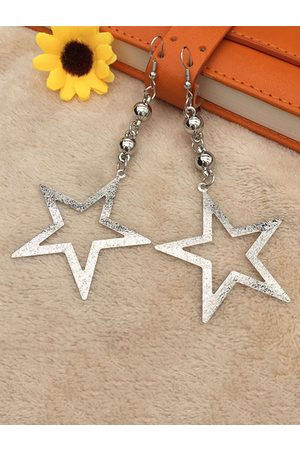 YOINS Star Charm Drop Earrings
