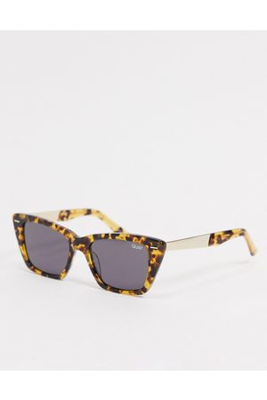 Quay Australia Quay Prove It womens cat eye sunglasses in tort