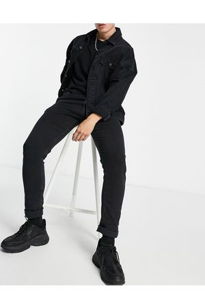 Replay Hombre Skinny - Jondrill skinny fit jeans in black