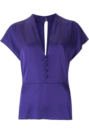 Alcaçuz Mujer Blusas - Blusa Amini