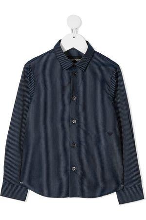 Emporio Armani Camisa a rayas