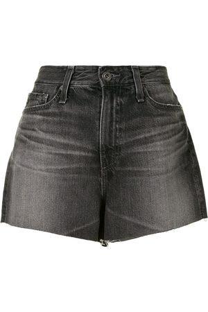 AG Jeans Pantalones vaqueros cortos de talle alto