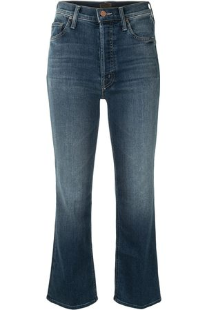 Mother Jeans capri The Tripped