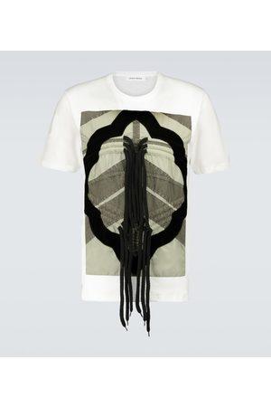 CRAIG GREEN Flower Diamond cotton T-shirt