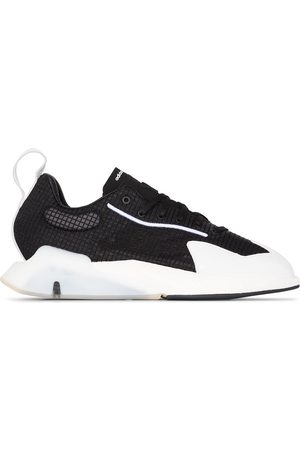 Y-3 Black and white orisan sneakers