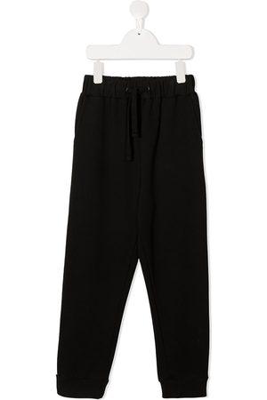 Le pandorine Pants con detalles metalizados