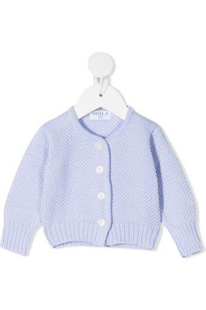 SIOLA English-knit cardigan