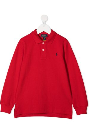 Ralph Lauren Polo-neck sweatshirt