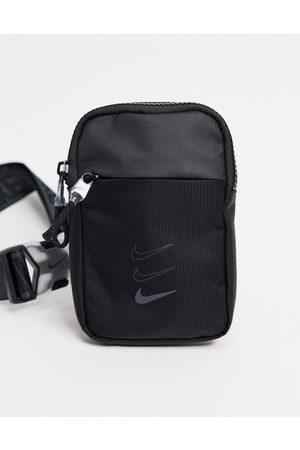 Nike Advance crossbody bag in triple black