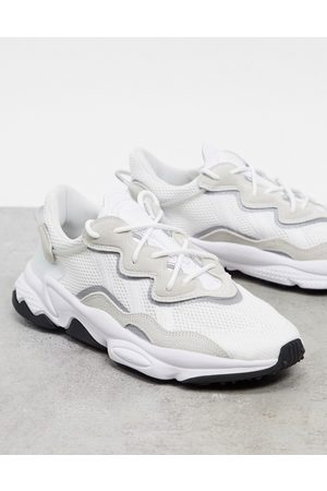 adidas Ozweego trainers in white