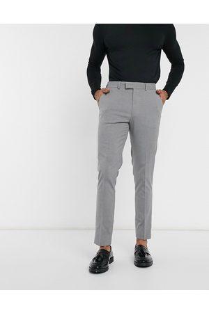 ASOS Skinny smart trousers in grey