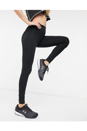 Only Play Justyna life jersey leggings in black with white logo
