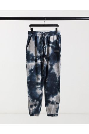 The Couture Club Marble wash relaxed fit co