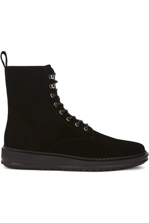 Giuseppe Zanotti Hombre Botines - Bassline suede ankle boots