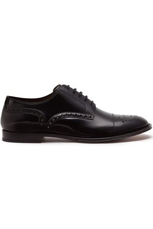 Dolce & Gabbana Hombre Oxford - Polished Derby brogues