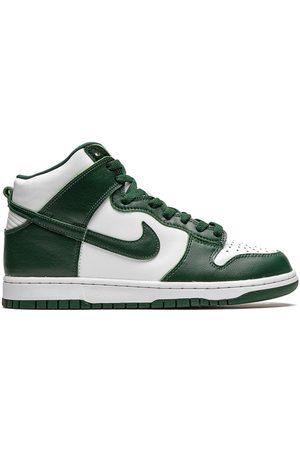 Nike Tenis Dunk High Spartan Green