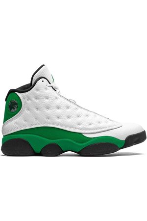 Jordan Tenis Air 13 Lucky Green