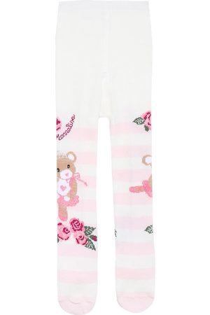 MONNALISA Baby printed tights