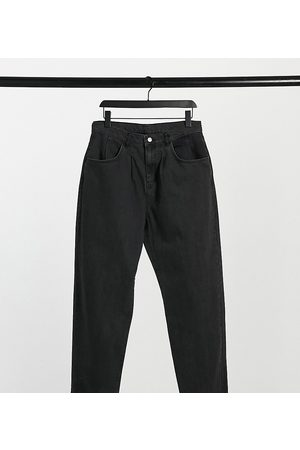 Reclaimed Inspired the '83 unisex relaxed fit jean in washed black