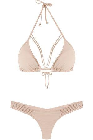 AMIR SLAMA Bikini estilo triángulo