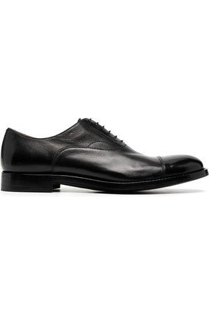 ALBERTO FASCIANI Zapatos oxford con agujetas