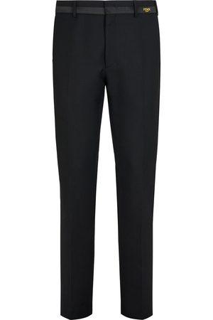 Fendi Pantalones de vestir slim