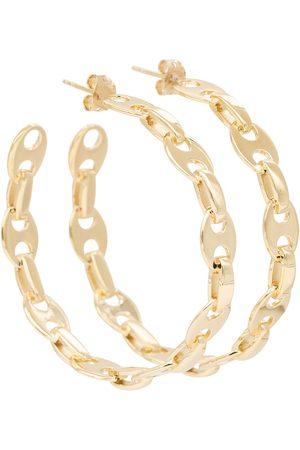 Paco rabanne Eight Nano hoop earrings