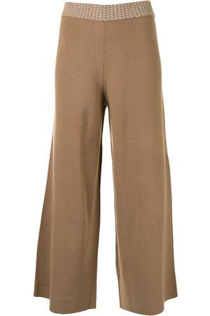 ALEXIS Pantalones de punto capri