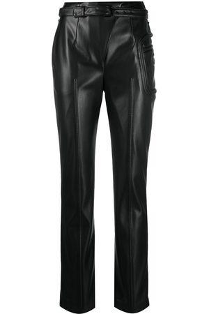 COPERNI Pantalones con efecto de cuero