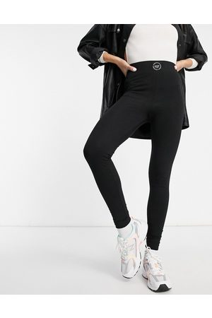 ASOS Mujer Leggings y treggings - Tab detail legging