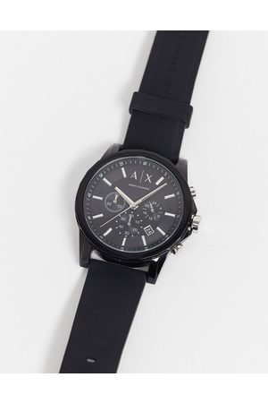Armani AX1326 Outerbanks Silicone Watch