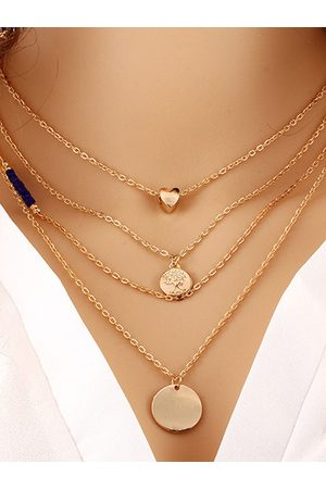 YOINS Love Coins Multi-layer Necklace
