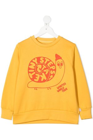 Tiny Cottons Take Tiny Steps sweatshirt