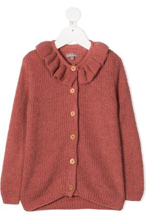 Emile et ida Cárdigans - Ruffle knit cardigan