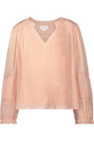 Velvet Kimmie blouse