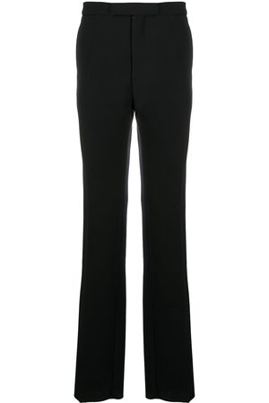 RAF SIMONS Pantalones de vestir con banda lateral