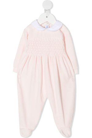 SIOLA Pijama de punto a rombos